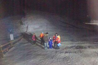 У Славському назвали причину аварії на підйомнику, де застрягли 35 туристів