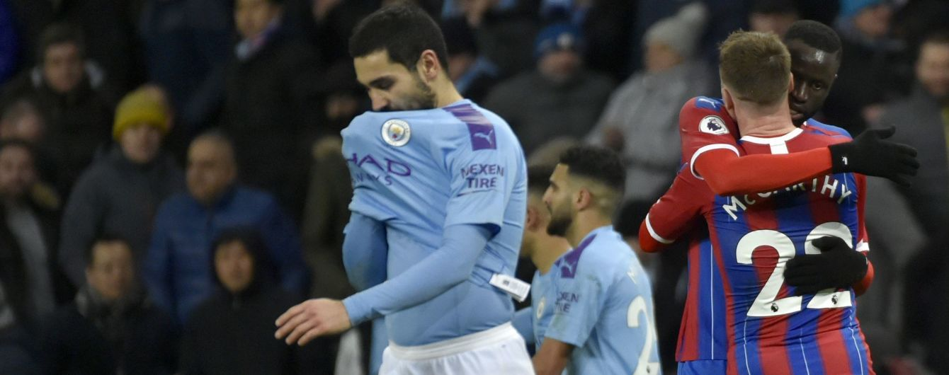 """Манчестер Сити"" без Зинченко снова потерял очки в АПЛ, не сумел одолеть соперника и ""Арсенал"""