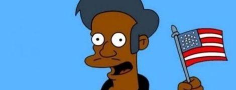 """Один из """"голосов"""" """"Симпсонов"""" отказался озвучивать Апу. Вокруг индийско-американского персонажа шли споры"""