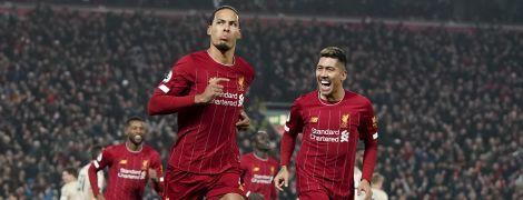 """""""Ливерпуль"""" разобрался с """"Манчестер Юнайтед"""" и продолжил полет за чемпионством"""