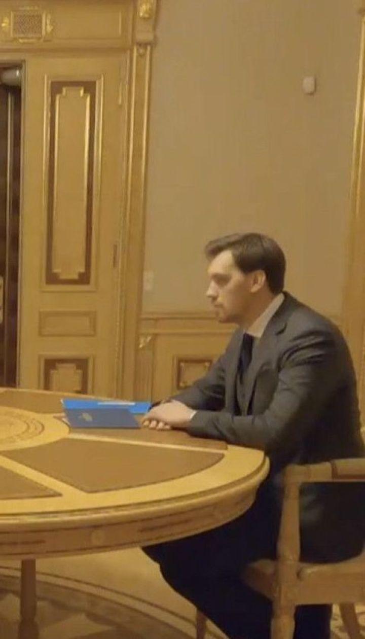 Зарплаты министров и пленки Гончарука: первые политические скандалы нового года всколыхнули Украину