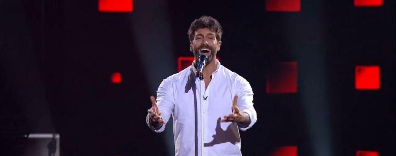 """""""Голос країни-10"""": Даніель Салем здійснив свою мрію зворушливим виступом на сцені проєкту"""