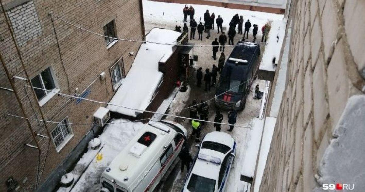 У російській Пермі в мініготелі під час прориву труби з окропом загинули п'ять осіб
