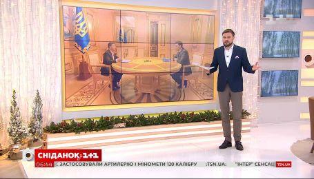 """Чому Олексій Гончарук писав заяву про відставку на ім'я президента – влог """"Сніданку"""""""