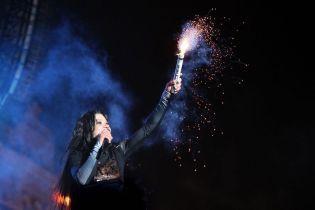 """""""У меня микс впечатлений, я зарядилась на весь год"""": Руслана о встрече нового года на Софиевской площади"""