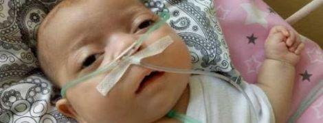 Негайної допомоги потребує 5-місячна Катюша