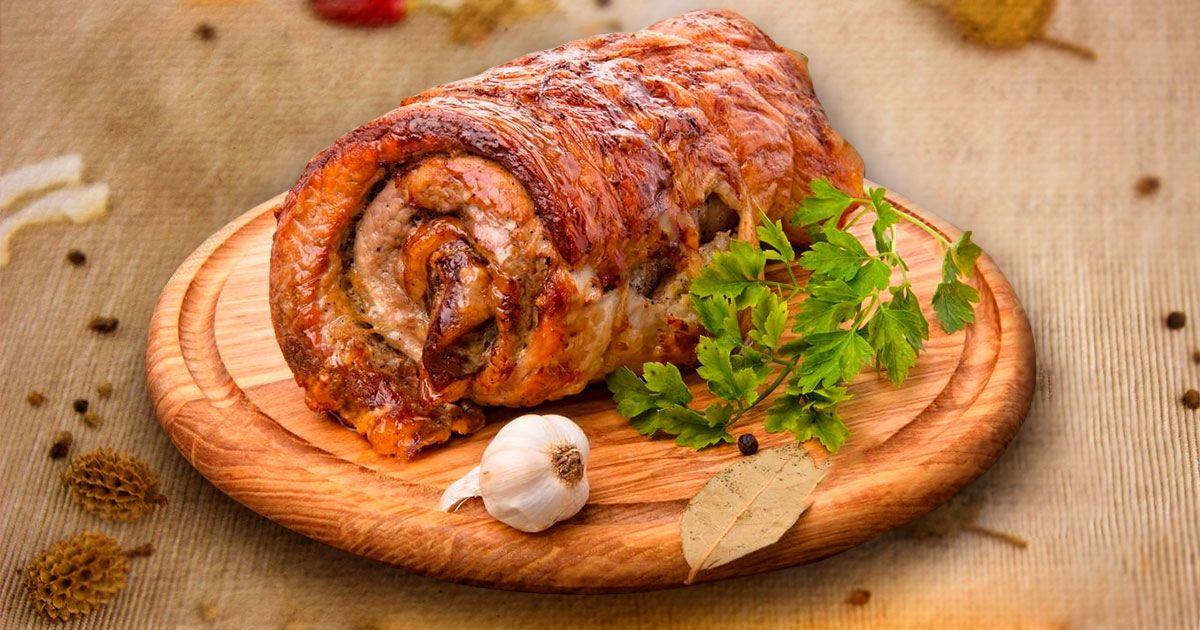 Поркета —традиційна страва Італії