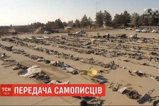 В Ірані заявили, що розпізнали тіла 169 зі 176 жертв авіакатастрофи з українським літаком