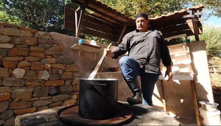 Мой путеводитель. Остров Крит – изготовление оливкового масла и козьего сыра