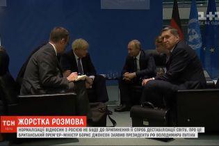 Британський прем'єр відмовив Путіну в нормалізації відносин через Скрипалів