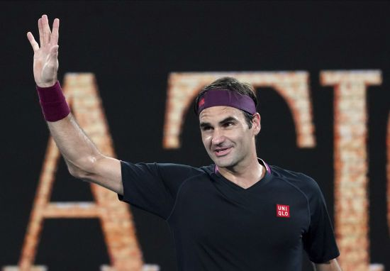 Федерер і Серена Вільямс установили феноменальні рекорди на старті Australian Open