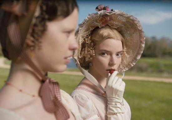 """У Мережі з'явився новий трейлерфільму """"Емма"""" за однойменним романом Джейн Остін. Відео"""