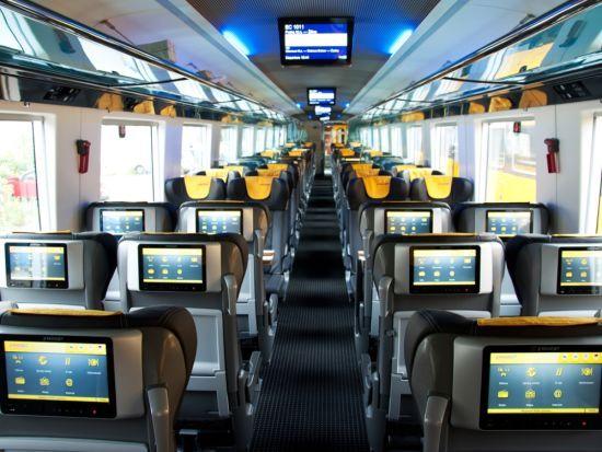 Найбільший чеський залізничний оператор подав заявку на запуск маршруту до України