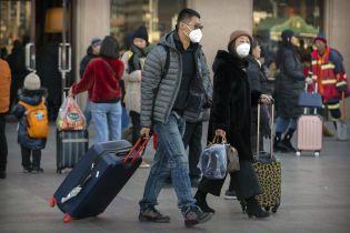 """""""Все носили маски"""". В Австралии приземлился последний самолет, который вылетел из Уханя до запрета покидать город"""