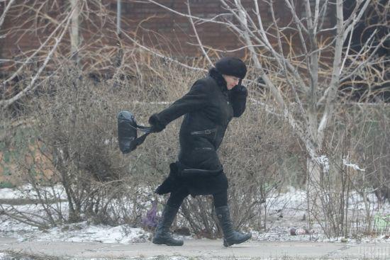 Сильный ветер и осадки: прогноз погоды в Украине на вторник, 26 января
