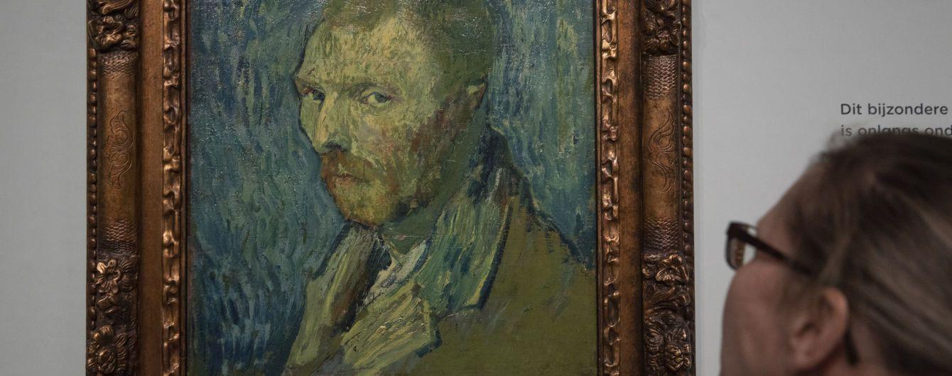 Експерти встановили, хто намалював незвичайний автопортрет Ван Гога