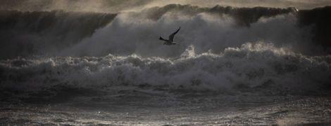 В Испании бушует шторм: в стране сильные снегопады, дожди и порывы ветра