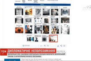 Украинское МИД возмутило внесение тризуба в антитеррористическое пособие
