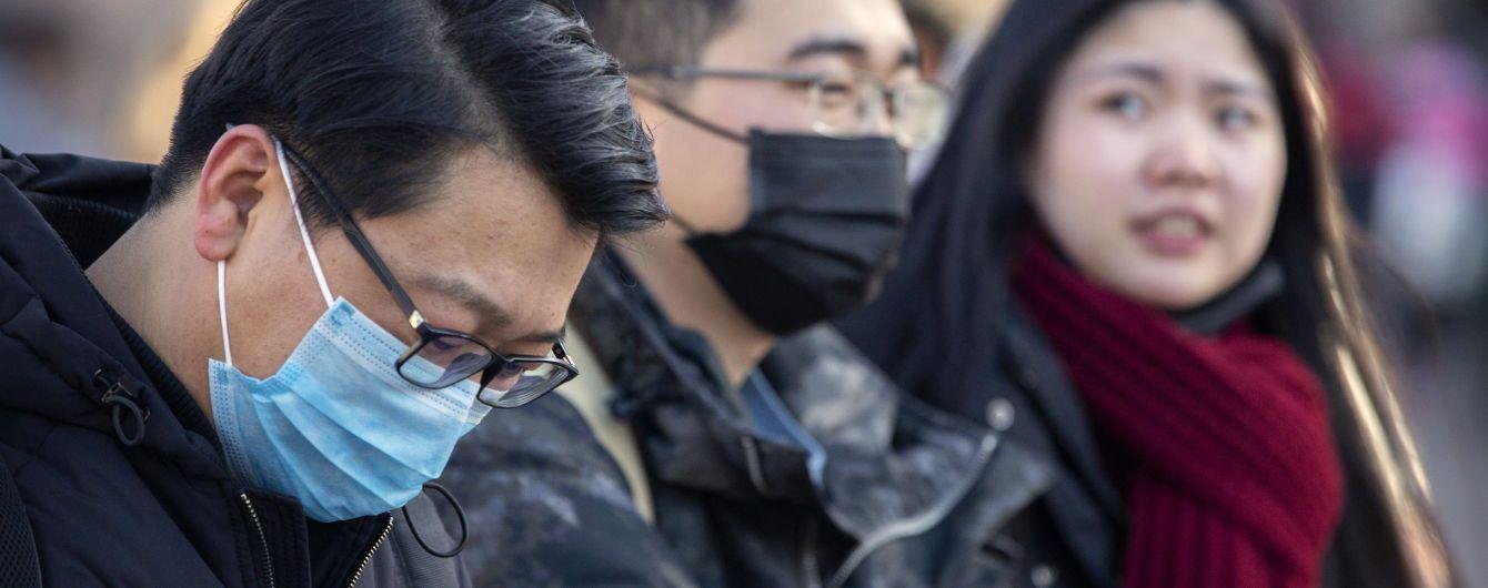 У Китаї підтвердили, що новий смертоносний коронавірус може передаватися від людини до людини