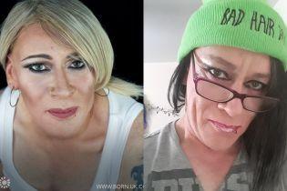 Бывший военный стал женщиной-трансгендером и начал карьеру модели