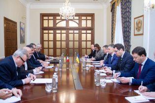 Авиакатастрофа возле Тегерана. В Киеве состоялась встреча Пристайко со спецпосланником президента Ирана