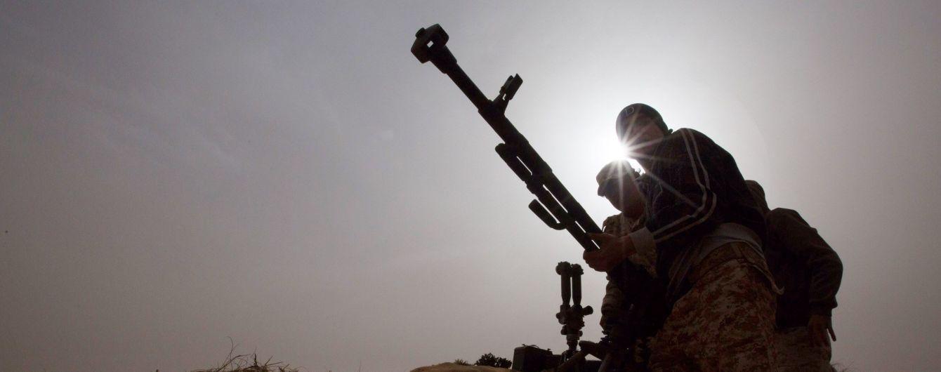 Международный комитет по Ливии указал на нарушения эмбарго на поставки оружия