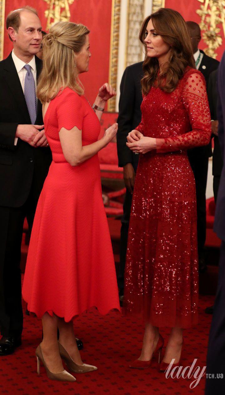 Графиня Софи и герцогиня Кэтрин