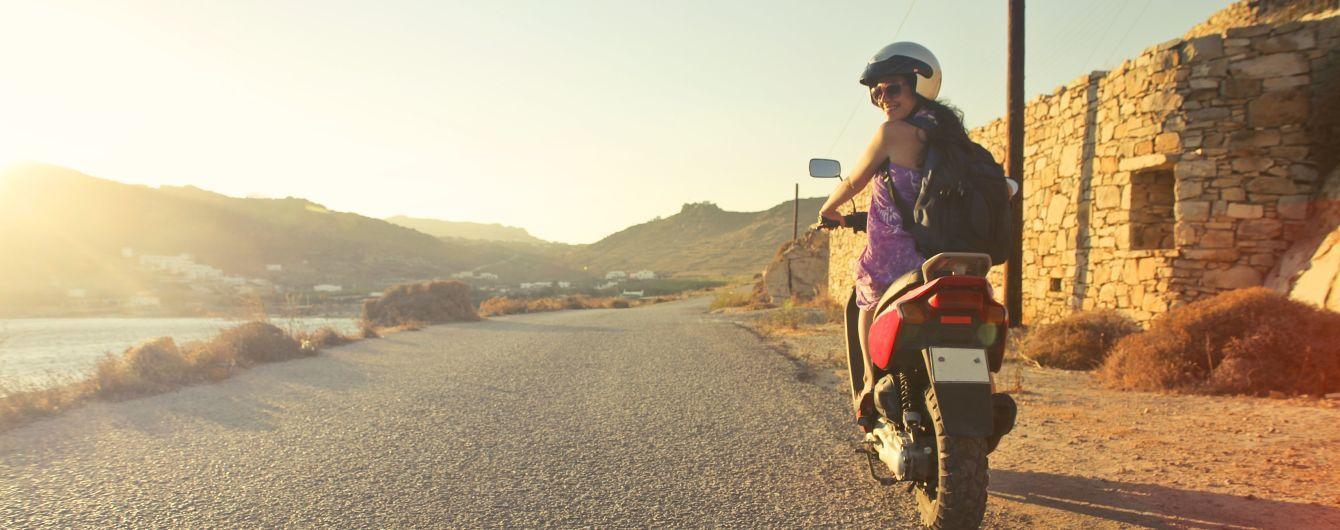 Украинцы стали чаще покупать и ездить на мотоциклах и мопедах