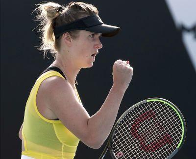 Свитолина и Ястремская уверенно преодолели первый круг Australian Open