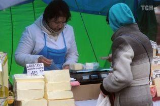 Фальсификаторы масла отделались мизерными штрафами, а на утилизацию отправили часть подделки