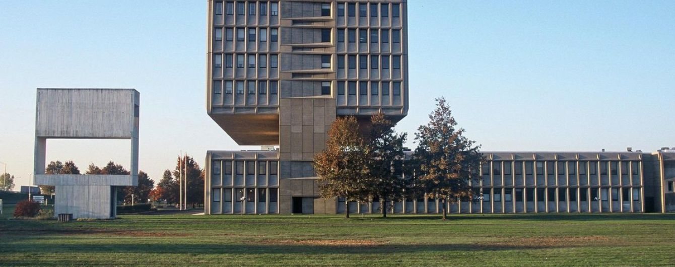 В Коннектикуте известную башню Марселя Брейера превратят в отель