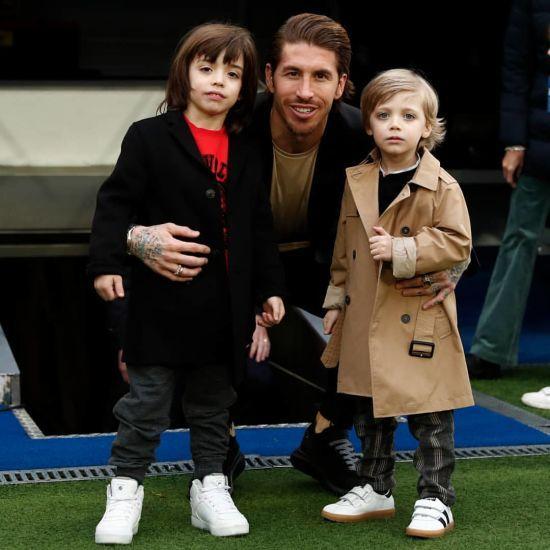 """Капітан """"Реала"""" стане багатодітним батьком"""
