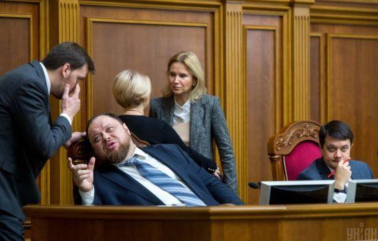 """Рахункова палата проведе аудит """"важковаговиків"""". Візьмуться за Раду, уряд і ЦВК"""