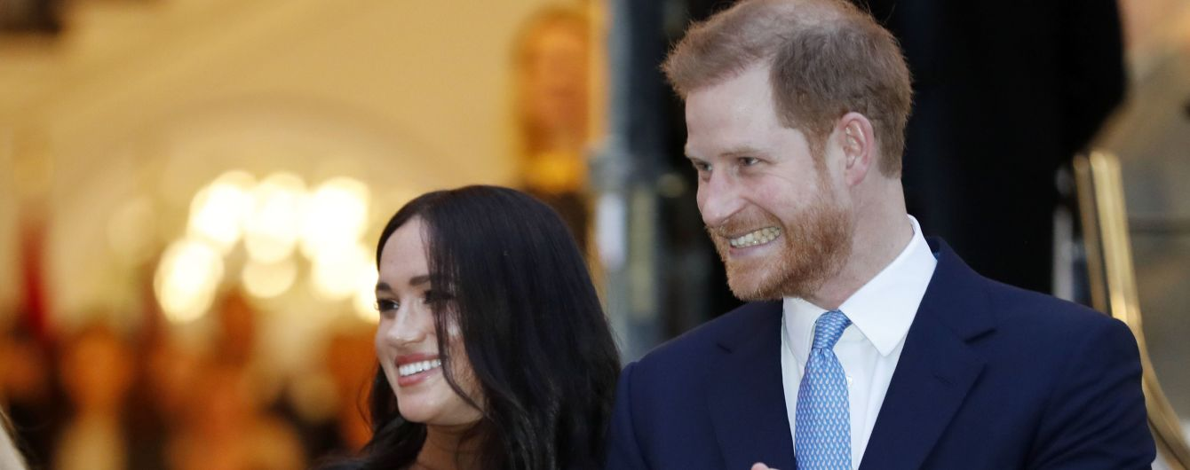 Меган Маркл та принц Гаррі зніматимуть документальні фільми