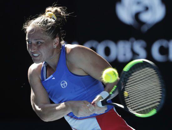 Бондаренко та Козлова не змогли пробитися до другого кола Australian Open