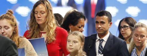 Грета vs Трамп. Экоактивистка покинула форум в Давосе после появления президента США