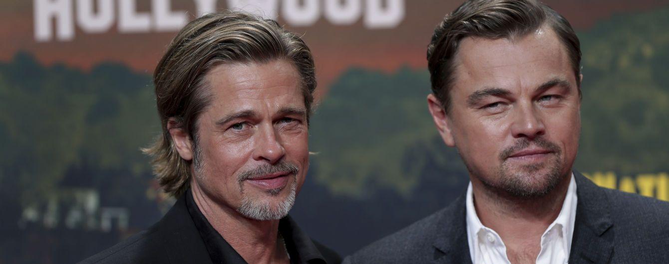 """""""Это немного сбивает с толку"""": Брэд Питт признался, какое прозвище дал ему Ди Каприо"""