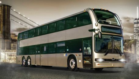 "BYD представила ""крупнейший электробус Америки"""