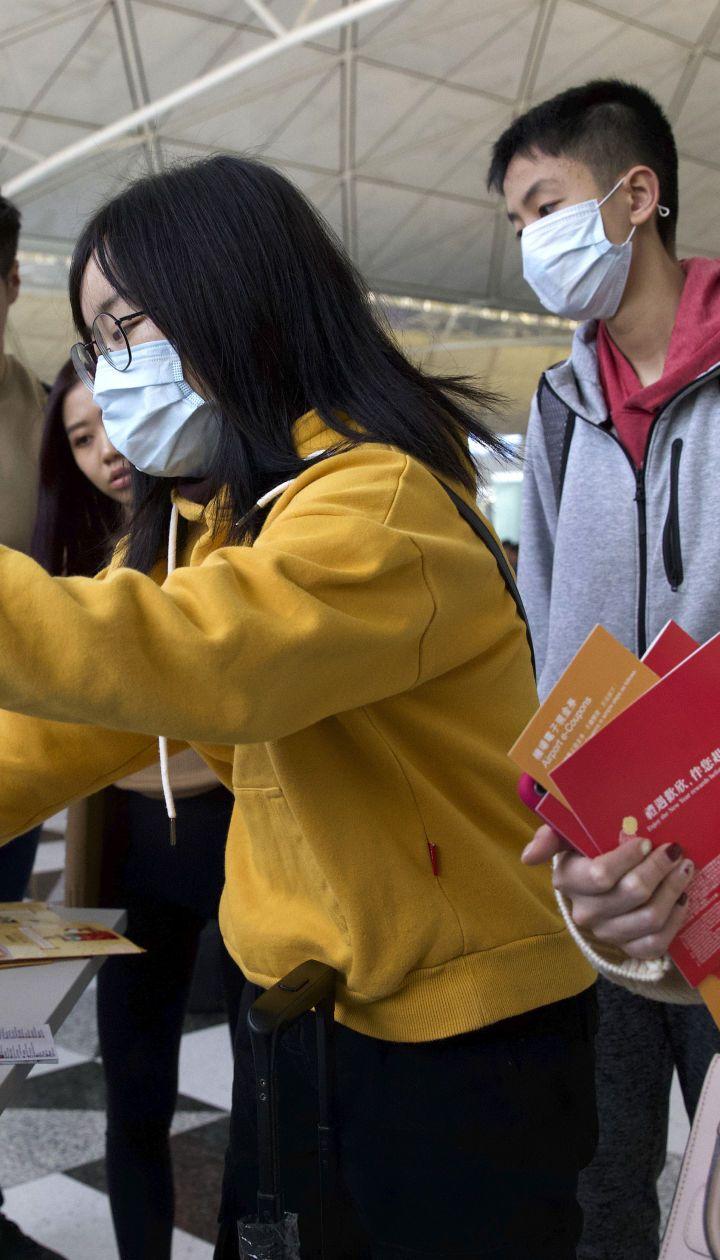 Смертоносный коронавирус из Китая