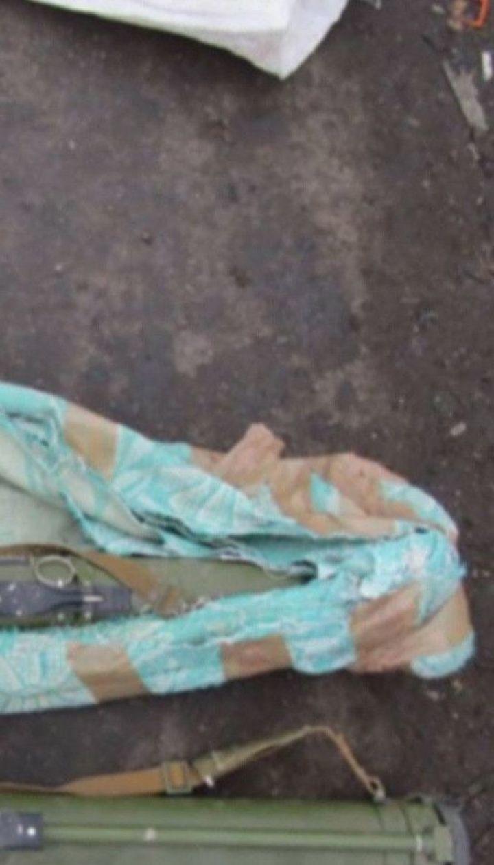 Две реактивные противотанковые гранаты нашел на свалке житель Житомира