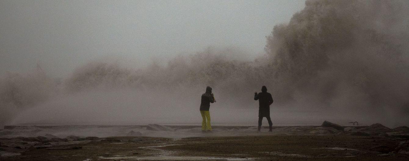 """В Іспанії збільшилася кількість жертв шторму """"Глорія"""". ЗМІ повідомляють про загибель українця"""