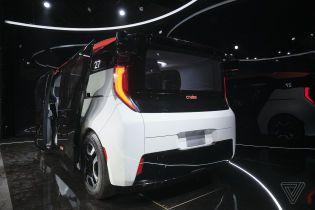 General Motors і Honda представили новий спільний безпілотник. Відео