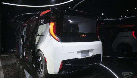 General Motors и Honda представили новый совместный беспилотник. Видео