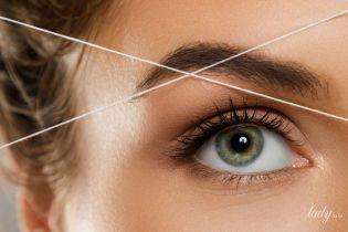 Тридинг – депіляція ниткою: новий виток моди на традиційну процедуру