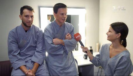 Дмитро Комаров із оператором Олександром розповіли, чим здивує проект Світ навиворіт. Китай