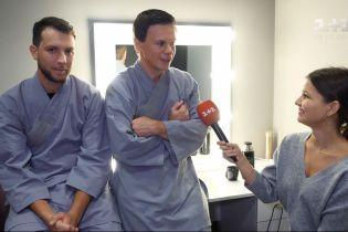 Дмитрий Комаров с оператором Александром рассказали, чем удивит проект Мир наизнанку. Китай
