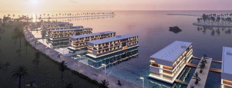 Уболівальники житимуть на воді та у розкішних лайнерах під час Чемпіонату світу-2022 у Катарі