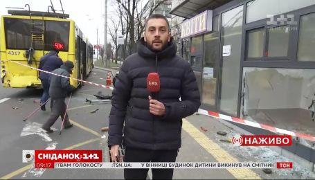 На бульварі Перова сталася страшна ДТП, є загиблі - пряме включення