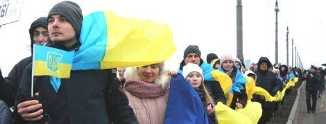 День Соборности: украинцы отметили 101-ю годовщину воссоединения в одно государство