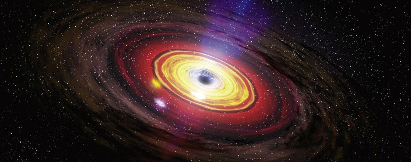 Ученые выяснили, что Черная дыра гораздо ближе к Земле, чем считалось ранее